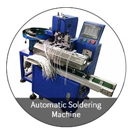 automatische soldeermachine