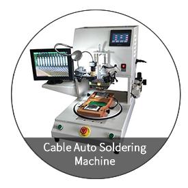 kabel automatische soldeermachine