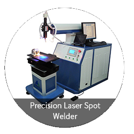 precisie laser puntlasapparaat