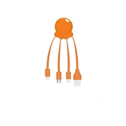 wholesale 3-in-1 cable octopus data line with fast charging